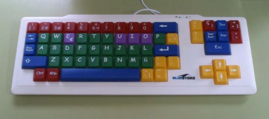 Bluestork Keyboard für Kinder