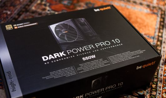 Dark Power Pro 10 Unboxing